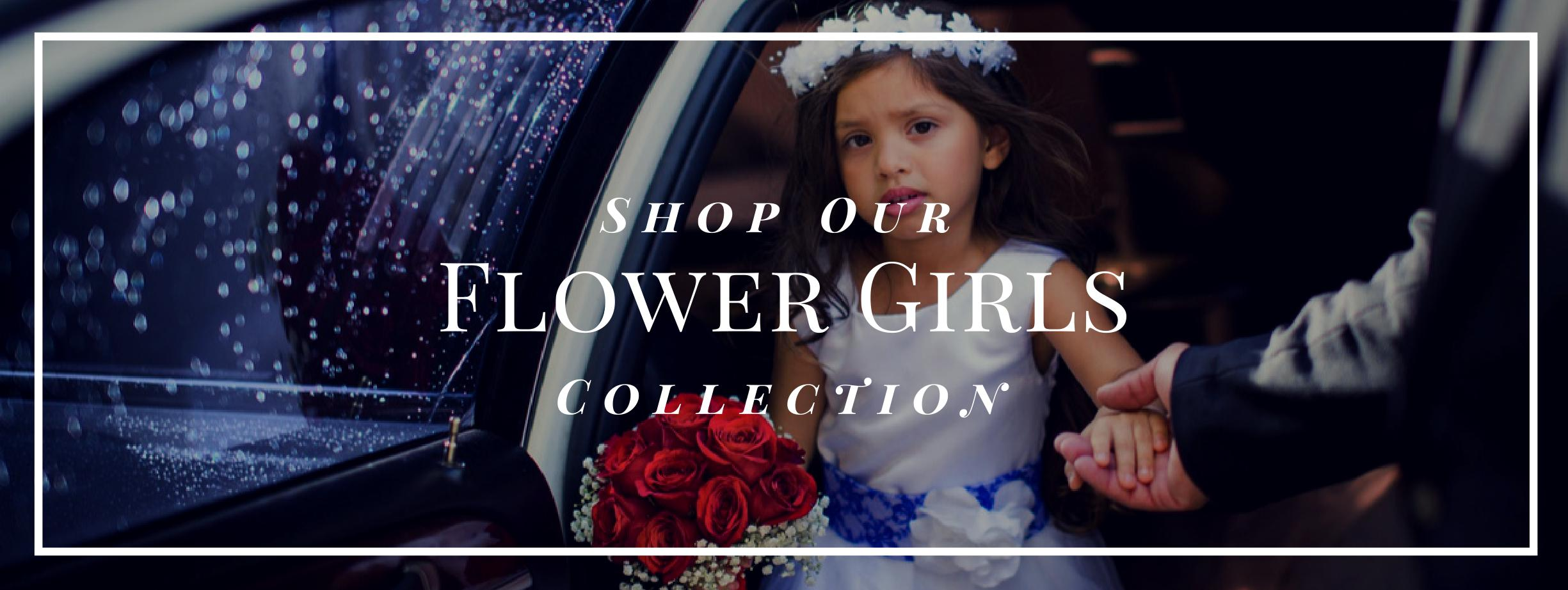 Banner 1 - Shop Flower Girl Collection