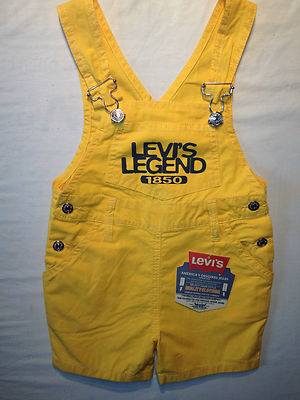 Boys Levis Dungarees- Lowell Yell 100% Authentic, New With Tags, Free Shipping