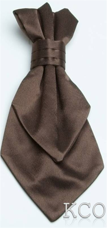 Cravat Brown~ Special Occasion