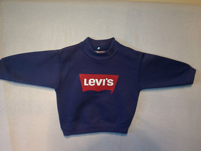 Levis Jumper- missouri Navy, 100% Authentic Levis Jumper, New, Great Gift