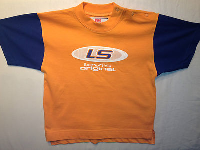 Levis T-Shirt- Bighorn Orange, 100% Authentic Levis, Brand New, Great Price !!!
