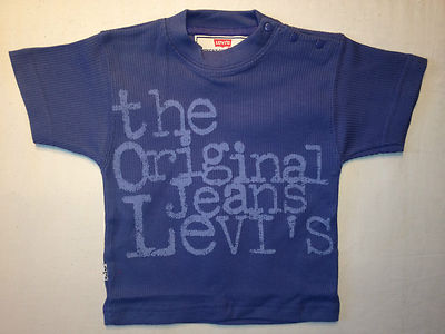 Levis T-Shirt- Compton Blue, 100% Authentic Levis, Brand New, Great Price !!!