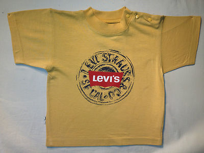 Levis T-Shirt- Hartford yellow, 100% Authentic Levis, Brand New, Great Price !!!