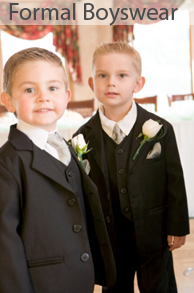 Formal Boyswear