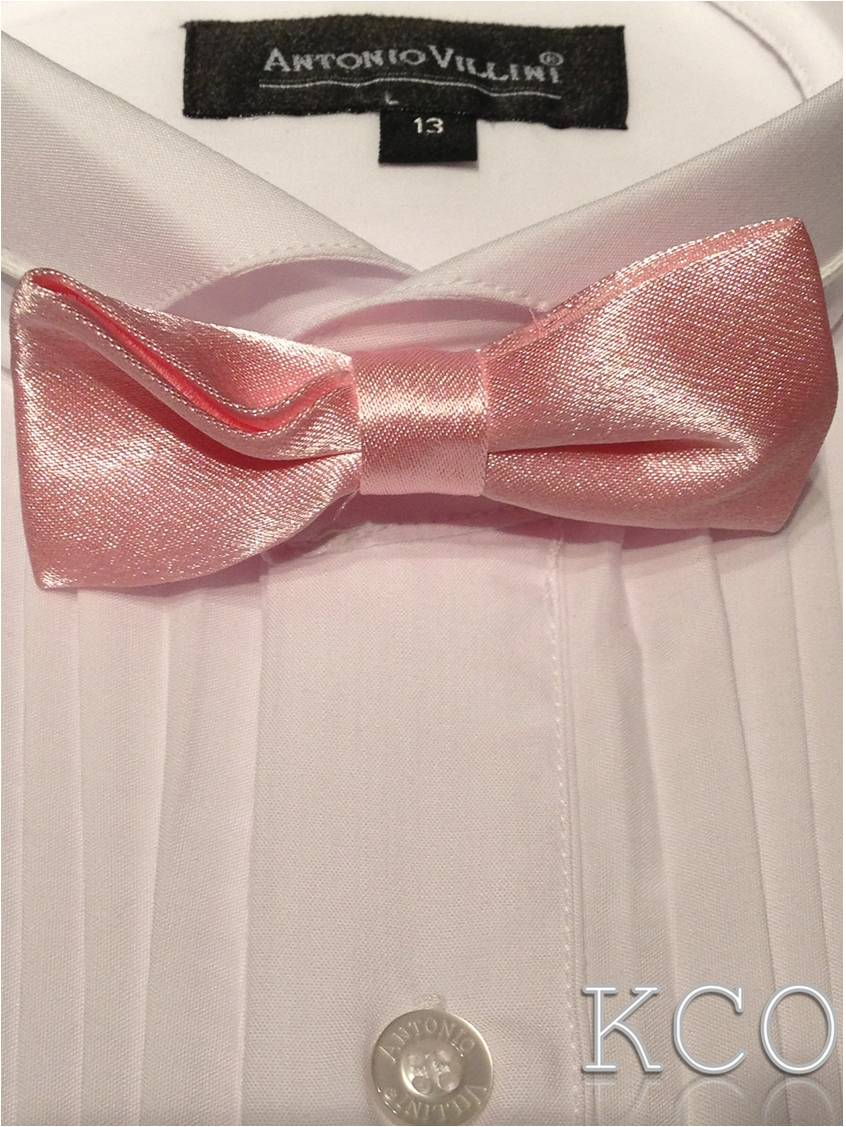 Bow Tie Pink~Special Occasion
