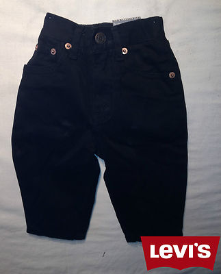 Boys Levis Jeans -Oreg black100% Authentic, New With Tags
