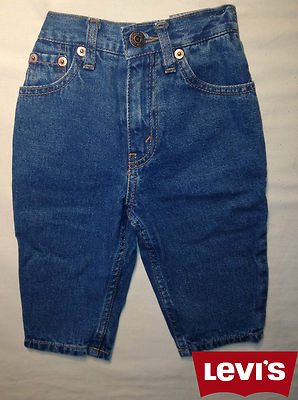 Boys Levis Jeans -Oreg Denim 100% Authentic, New With Tags