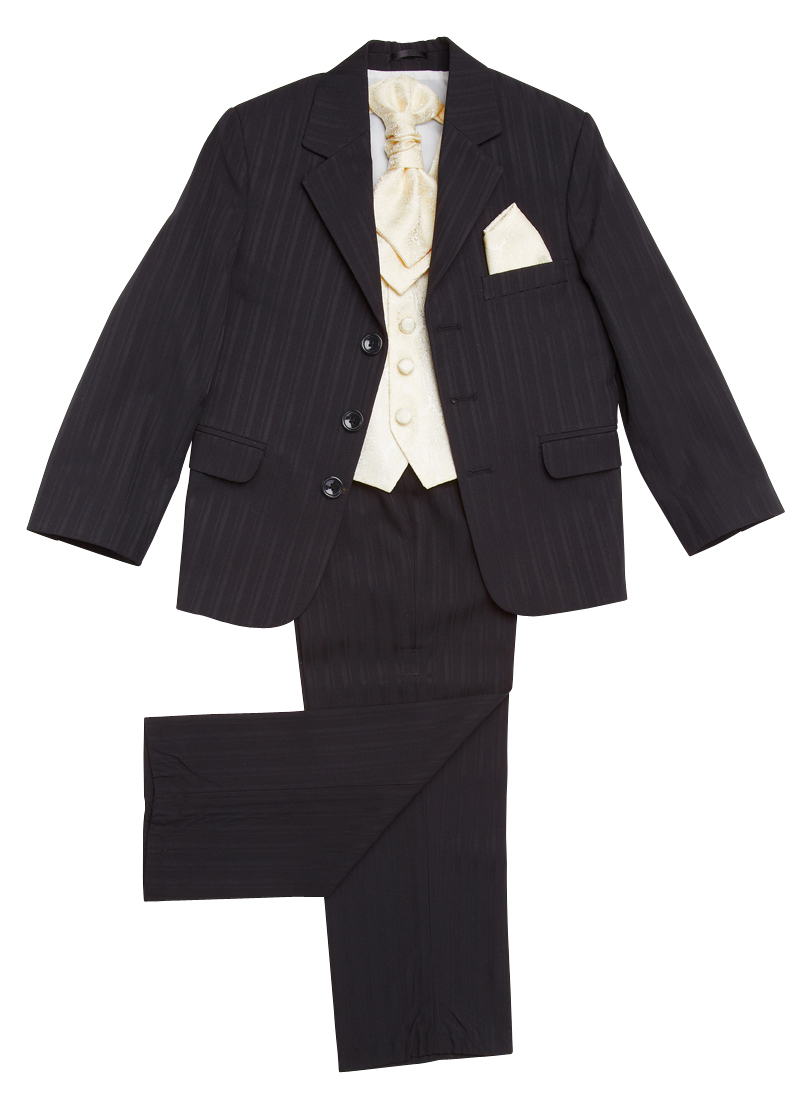 Brampton Black/Cream~ Boys Suits