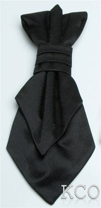 Cravat Black~ Special Occasion