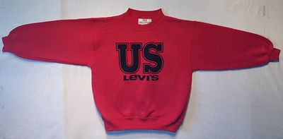 Levis Jumper- Hampton Red, 100% Authentic Levis Jumper, Brand New, Great Price!