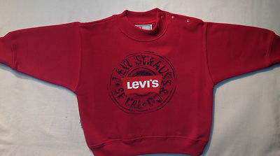 Levis Jumper- Hartford red, 100% Authentic Levis Jumper, Brand New, Great Gift