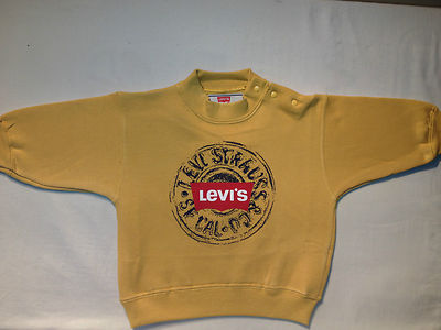 Levis Jumper- Hartford Yellow, 100% Authentic Levis Jumper, New, Great Gift