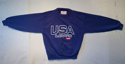 Levis Jumper- Sitting Bull, 100% Authentic Levis Navy, Brand New, Great Price
