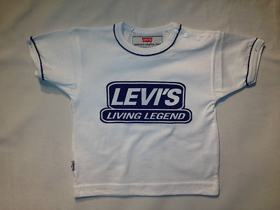 Levis T-Shirt- Daven Port White, 100% Authentic Levis, Brand New, Great Price