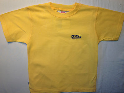 Levis T-Shirt- Flint Yellow, 100% Authentic Levis, Brand New, Great Price !!!