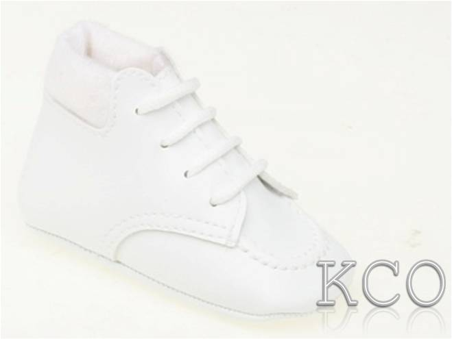 Style FJS009 White~Boys Shoes
